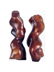 76 - (tango 1 bronze 26 cm 1999)