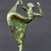danseuse moderne I