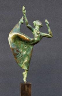 544 danseuse moderne I
