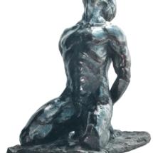 Energie interieure (bronze)