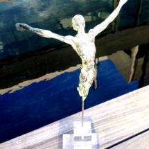 danseur croix colection privé
